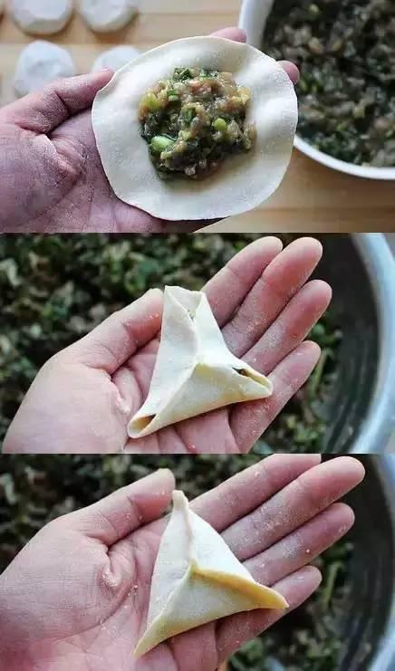 最全饺子包法图解大全!年夜饭记得来点新花样